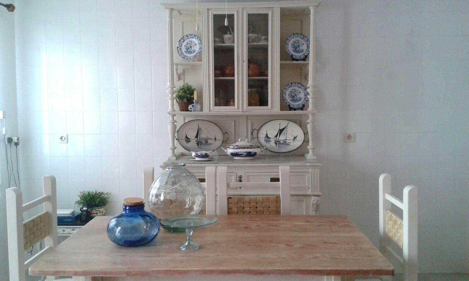 Muebles blanco tiza 20170908090552 - Muebles antiguos pintados de blanco ...