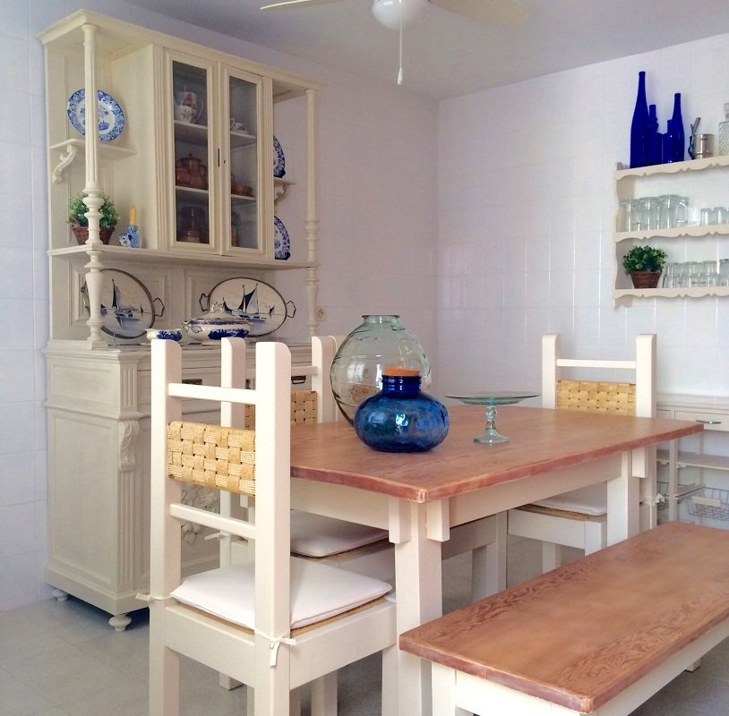 Restaurar muebles de cocina ms de ideas increbles sobre - Pintar chalk paint ...