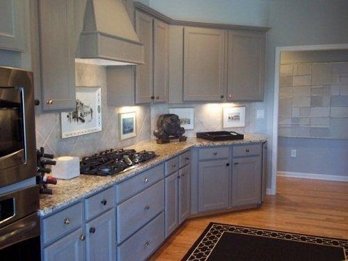 Dudas sobre la chalk paint y ceras tienda online chalk - Pintar muebles de cocina ...