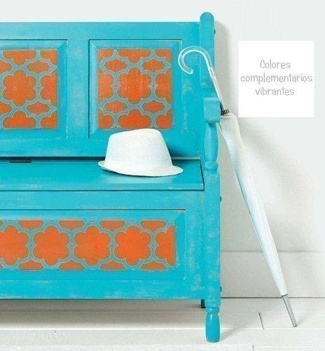 El c rculo crom tico y su uso en la decoraci n for Muebles complementarios