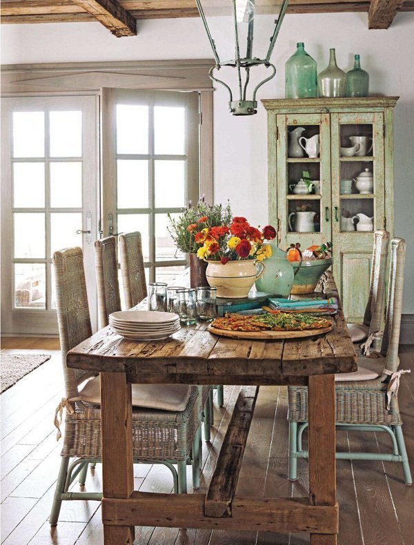 Country style y chalk paint - Casa country style ...