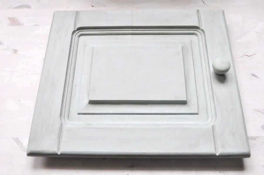 Pintar una cocina sin lijar con chalk paint Versante